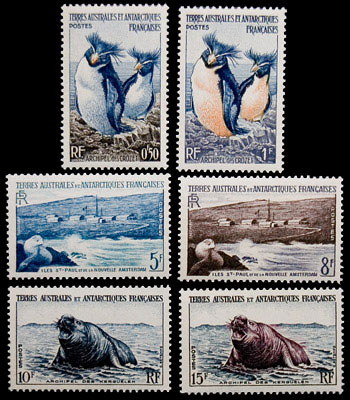 French Southern and Antarctic Territories, Scott 2-7